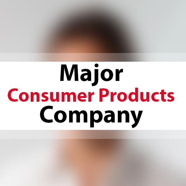 MAJOR CONSUMER PRODUCTS COMPANY